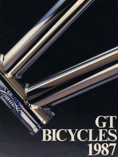 gt bmx 1987 catalog