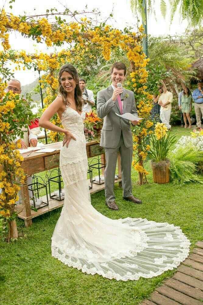 Inspiração - vestido de noiva 2
