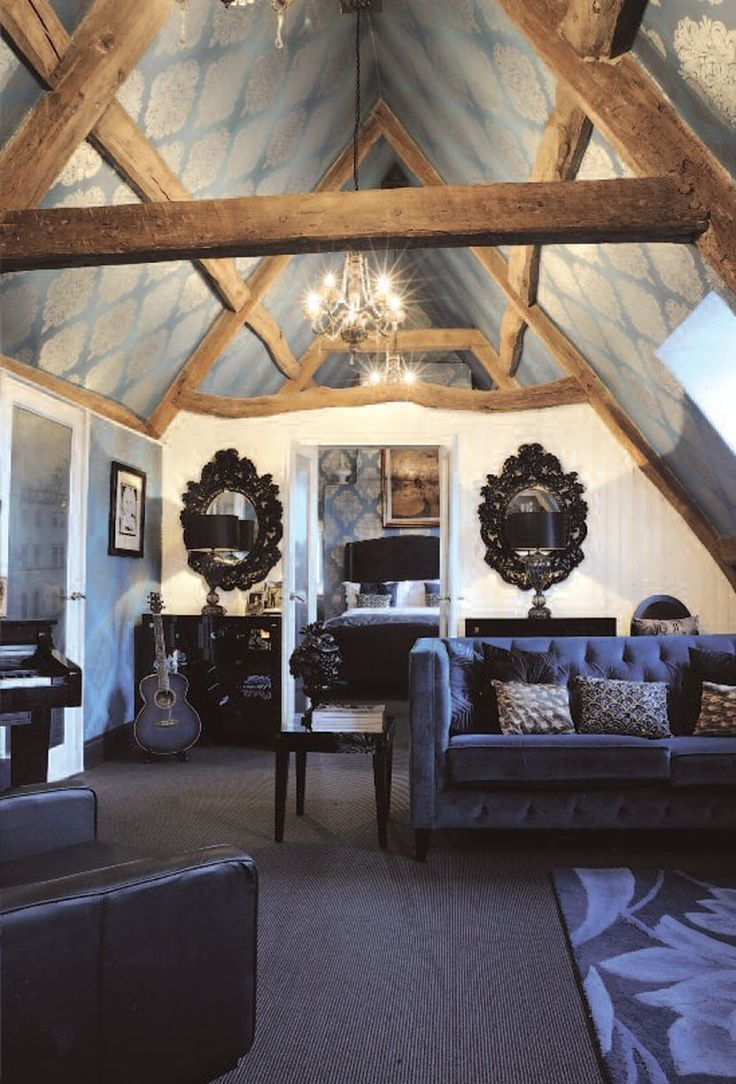 Take a look around Laurence Llewelyn-Bowen's £1.7m home