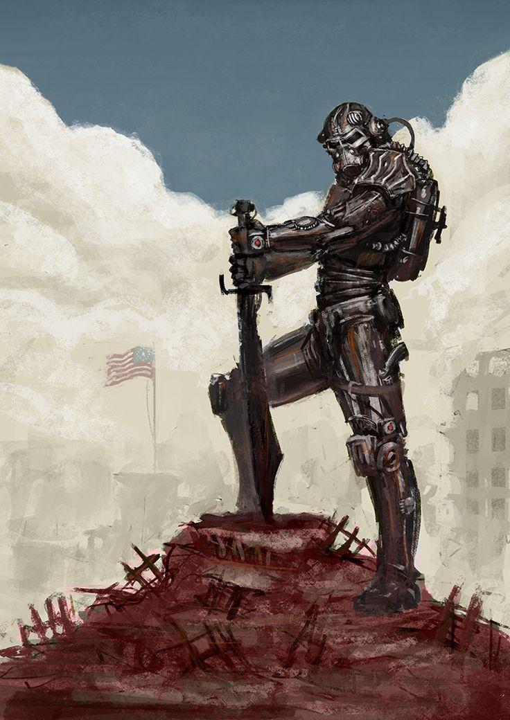Cool fallout artwork
