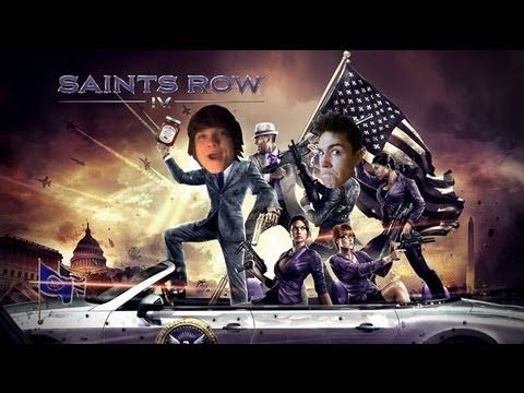 SAINTS ROW 4: DUBSTEP'OWY GUN!