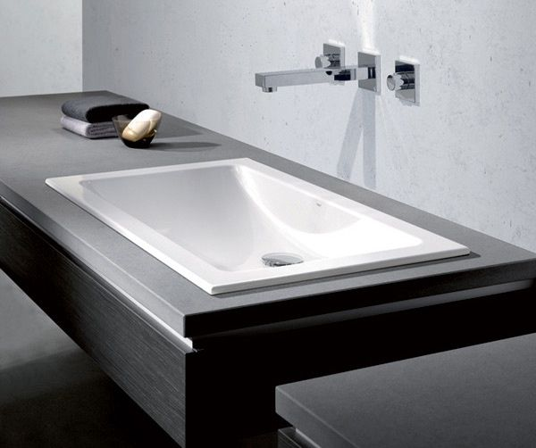 oltre 25 fantastiche idee su lavandini da bagno su pinterest ... - Lavabo Bagno Da Incasso Prezzi