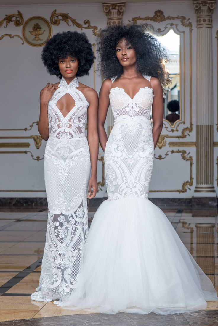 762 best Noivas Negras images on Pinterest | Black people, Bridal ...