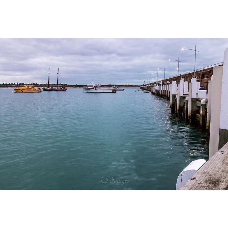 Early Mornings at The Warrnambool Breakwater  #warrnambool #victoria #sunrise #destinationwarrnambool #live3280 #3280 #visitvictoria #beach #ocean #jetty #ausfeels #autumn #sunrise_and_sunsets #liveinvictoria #seegor #bestbeach #seeaustralia #boats #warrnamboolbreakwater #canon #fishing #beautifuldestination by edgeofaustralia