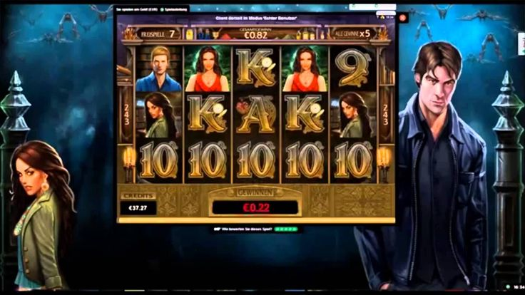 Immortal Romance Online Slots Video - Excellent Slots