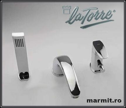 Baterie pe cada Studio   Marmit - Obiecte sanitare
