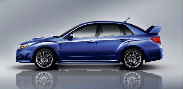 2011 Subaru WRX STI Sedan: The Wing Is Back