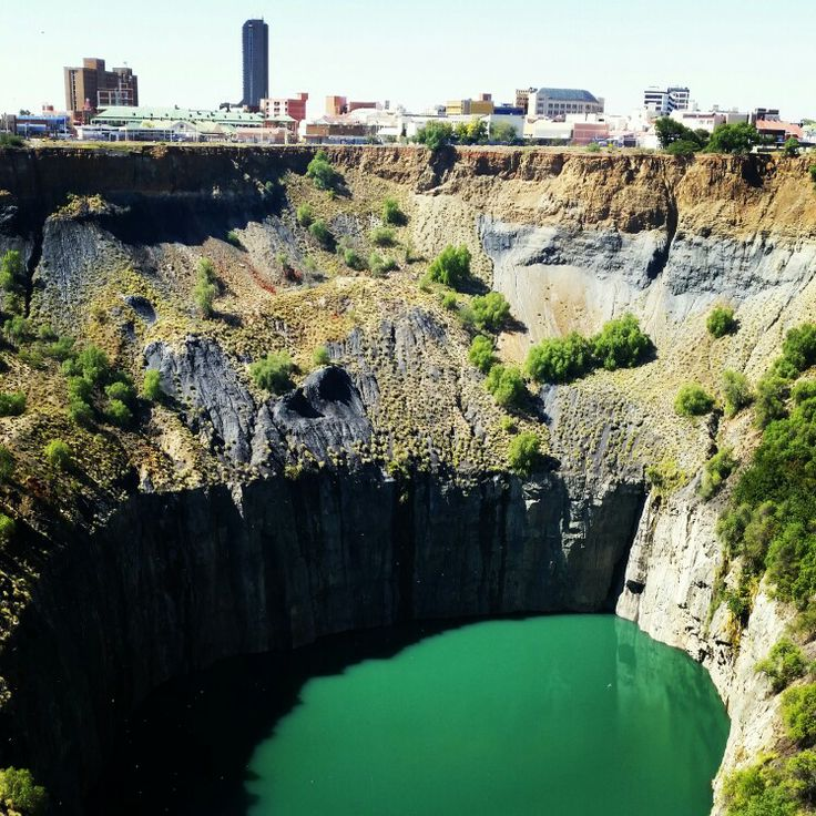 Kimberley Big Hole South Africa