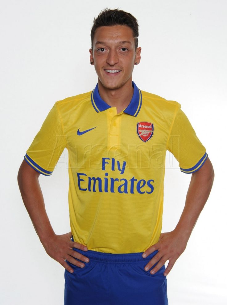 Ozil signs for us!