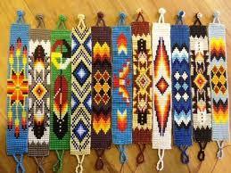 cherokee indian beadwork patterns - Google Search