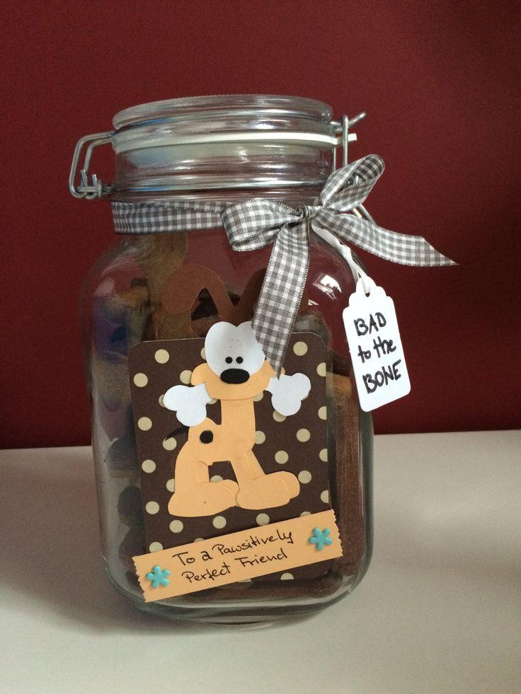 Hier eine Geschenkidee für einen Hund zum Geburtstag - meiner hat sich riesig gefreut
