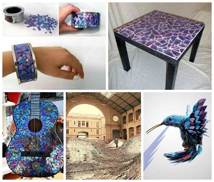 213 best images about cool electronic projects diy ideas for Creative recycling projects