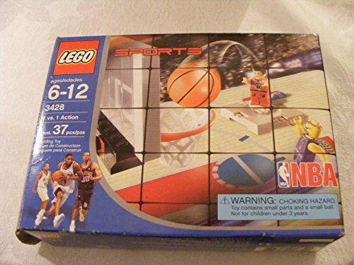 LEGO Sports NBA 3428 1 vs 1 Action ** Click image to review more details.