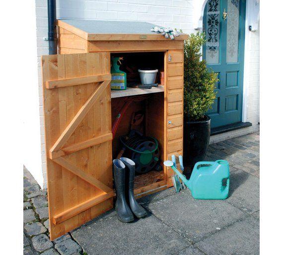best 10 garden storage shed ideas on pinterest tool. Black Bedroom Furniture Sets. Home Design Ideas