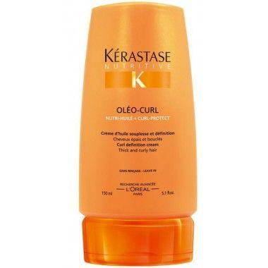 Kerastase Oleo Curl-Kıvırcık/Kalın Telli Saçlar İçin Yumuşatıcı ve Şekilendirici Krem 150ml