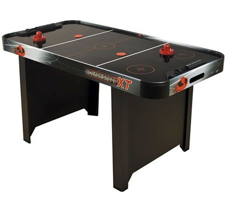So much fun to play with this Air Hockey table.