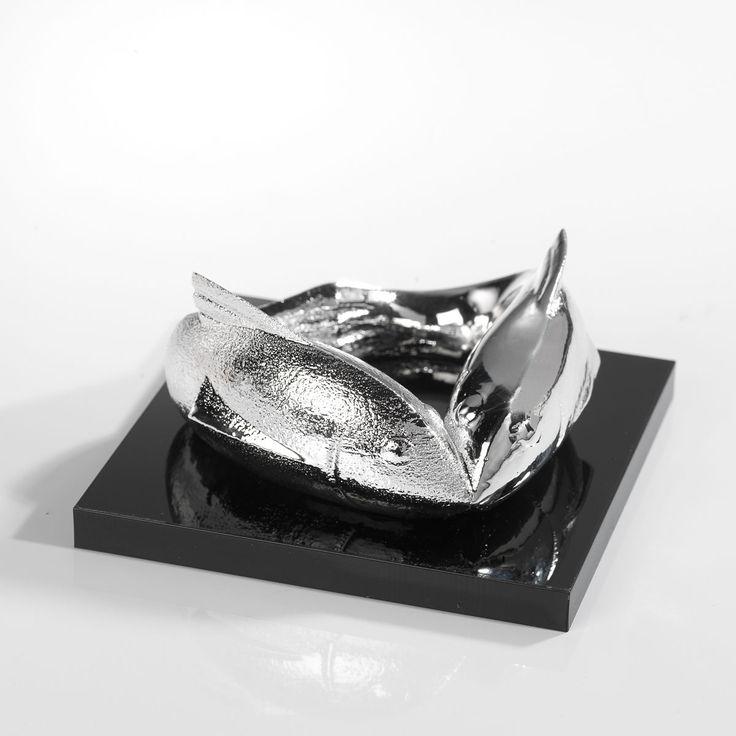 PESCI #segnizodiacali #zodiaco #pesci #argentopuro #design