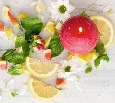 Aromaterapia   Organique