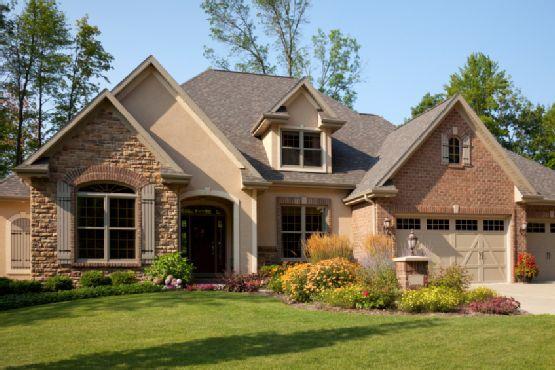 Brick And Stucco Houses Basic Principles Of Whole House