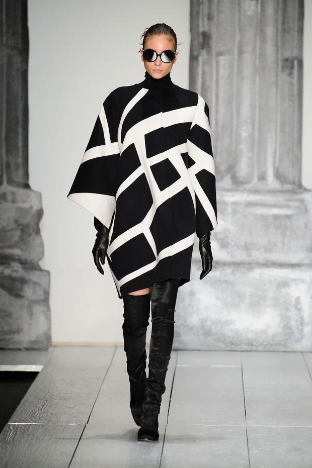 Одежда в черно белом стиле фото