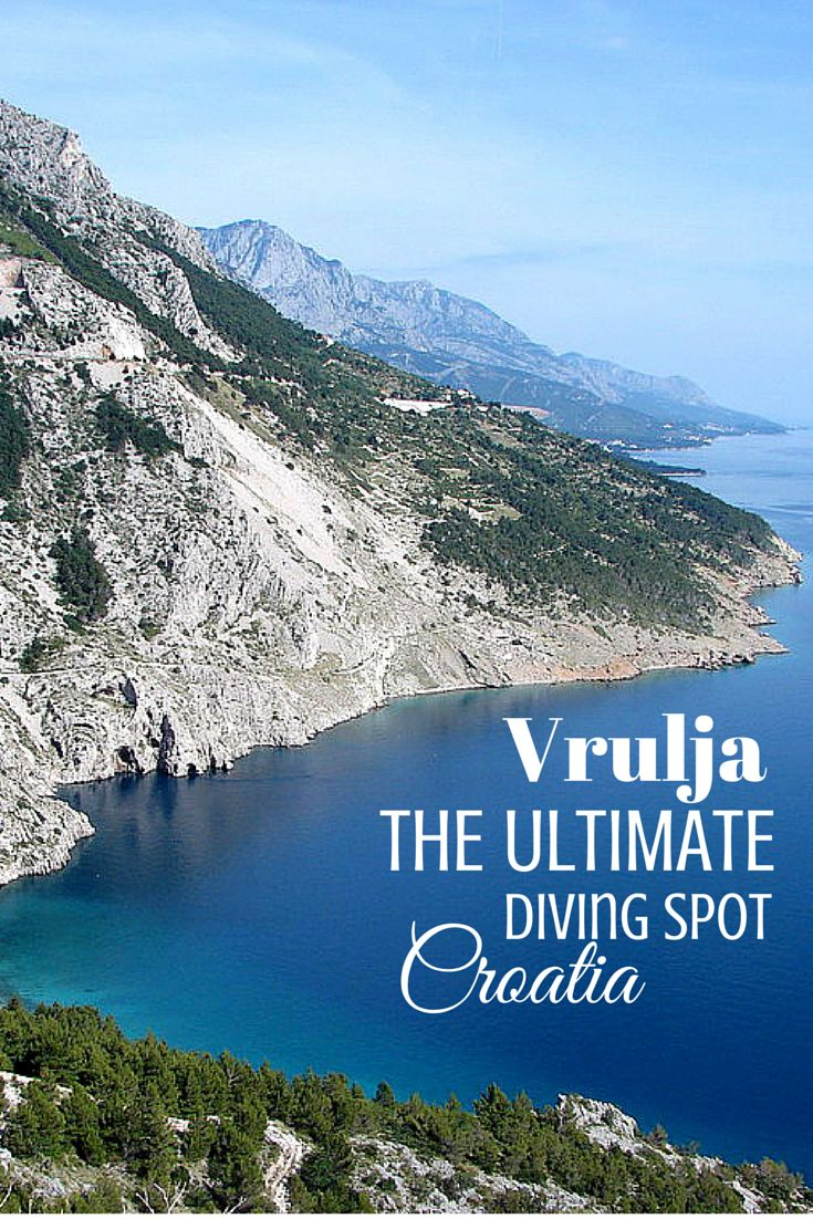 It's one of the best diving spots in Europe! #adventure