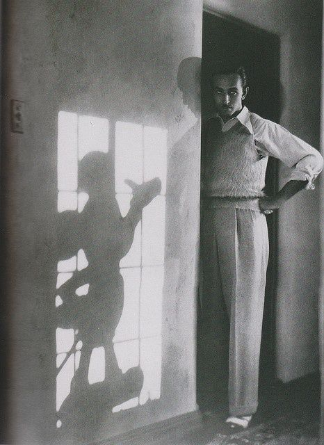 Walt Disney: one of my favorite photographs of all time.