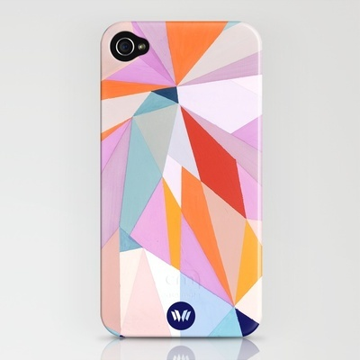 Nuria Mora iPhone case