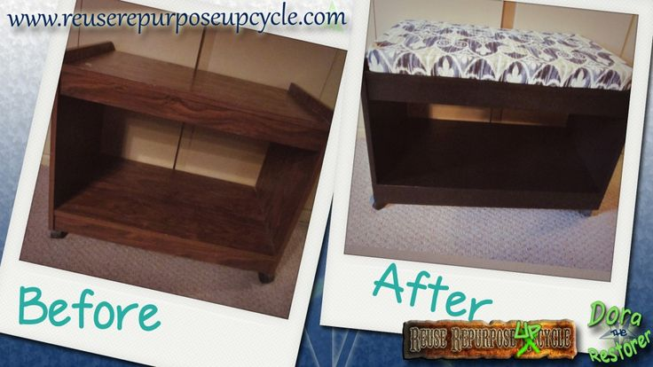 1000 images about repurposed on pinterest repurposed for Repurposed furniture before and after