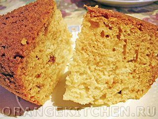 Вегетарианский рецепт индийского бисквита без яиц