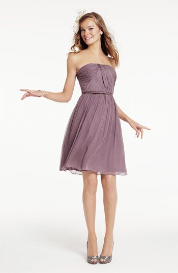 Beautiful bridesmaid dress by Donna Morgan