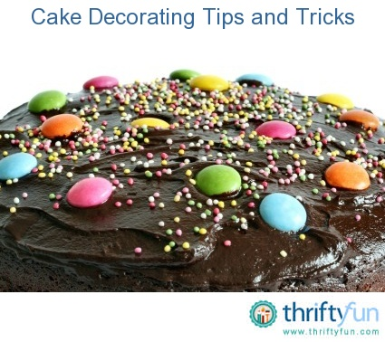 Cake Decorating Tips And Tricks : 61 best images about Cake Decorating on Pinterest Cake ...
