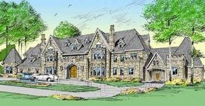 Plan 36163TX: Luxury Living at its Finest