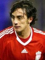 Liverpool career stats for Alberto Aquilani - LFChistory - Stats galore for Liverpool FC!