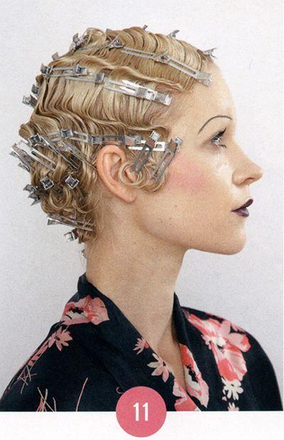 58 neue Ideen Vintage Hochzeit 1920 Finger Wellen