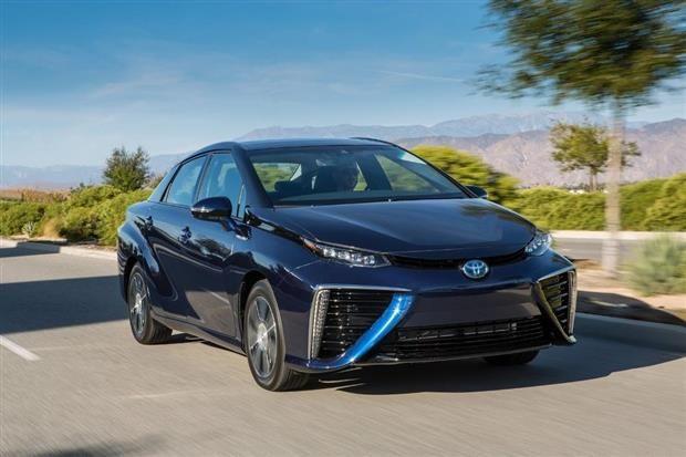 Toyota Mirai : la voiture à hydrogène se vend bien au Japon