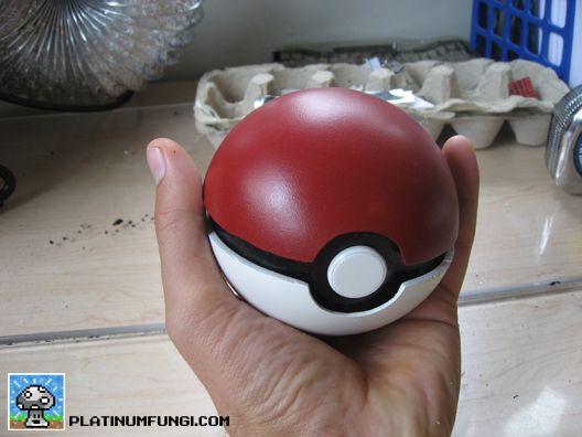 Make your own pokeball