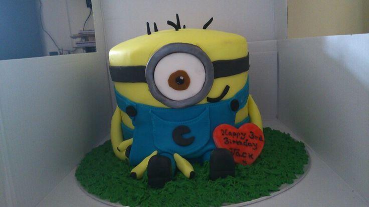 My grandsons birthday cake