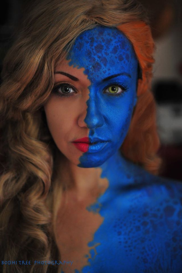 Mystique by Cosplayer: www.facebook.com/VictoriaCosplay