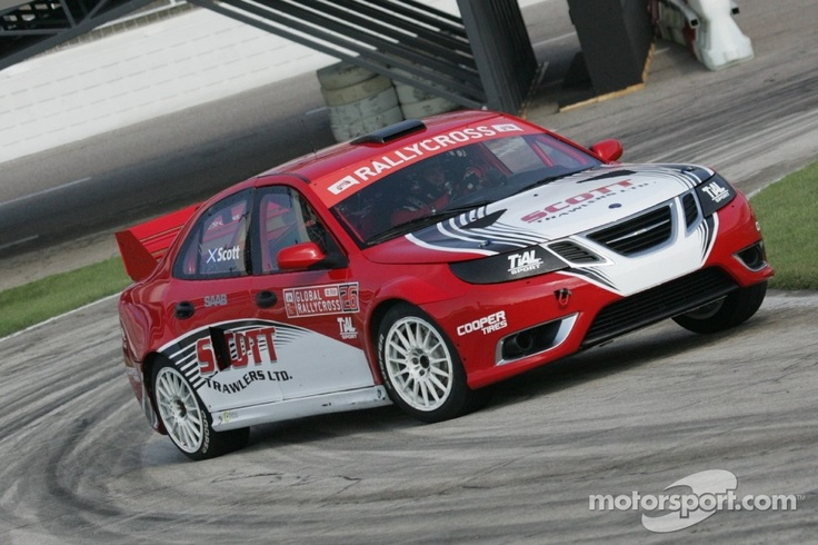Series: RALLY      Track: Texas Motor Speedway      Event: Global Rallycross: Texas      Sub-event: Friday practice      Date: June 8, 2012      Drivers: Andy Scott