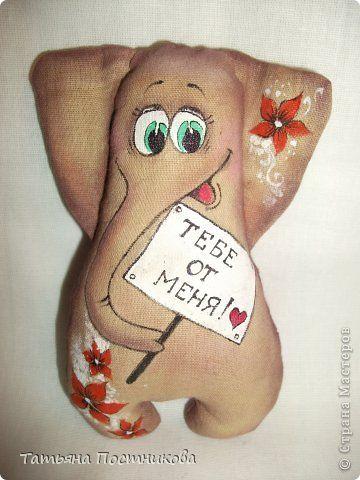 Игрушка Шитьё Кофейные чердачные игрушки Ткань фото 8