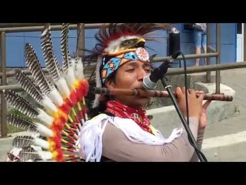 Native American Dance Wayra Nan