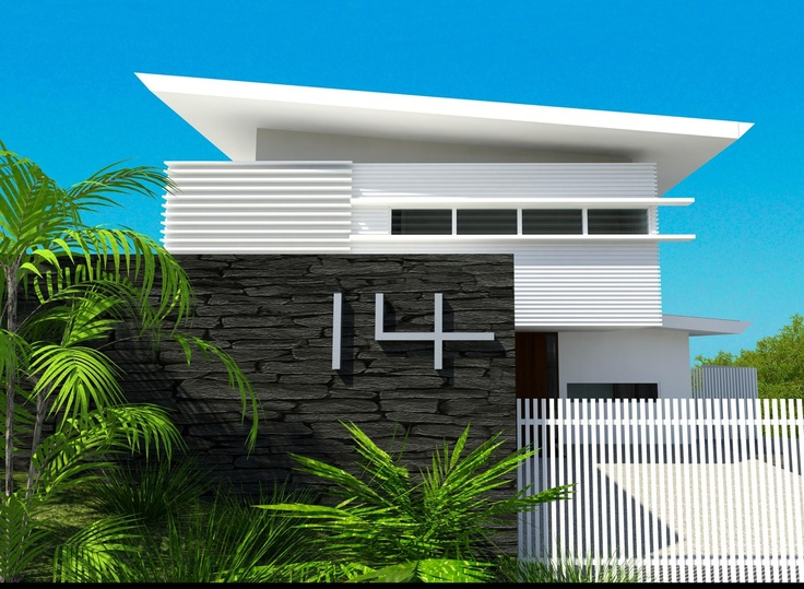New Chris Clout Design beach house  on the Sunshine Beach of Queensland #australianhomes