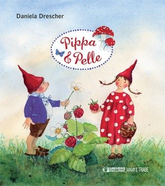 Pippa & Pelle - Daniela Drescher  - Pentru copiii de la un anisor.  Daniela Drescher este un ilustrator de exceptie. Imaginile ei vibreaza de culoare si viata sunt delicate si cu o fantezie de nedescris. Autoarea ii invită pe micii cititori să-și petreacă o zi la țară împreună cu Pippa și Pelle, care se împrietenesc cu animalele și află tot felul de lucruri noi despre căsuțele acestora. O bijujerie de carte.