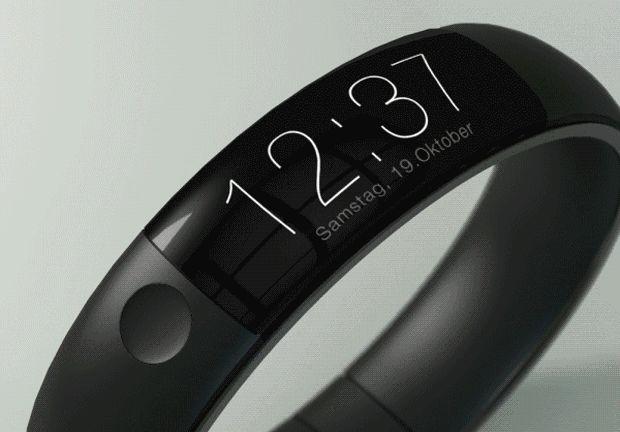Концепт недели: «Умные» часы Nike + Apple. Изображение №2.