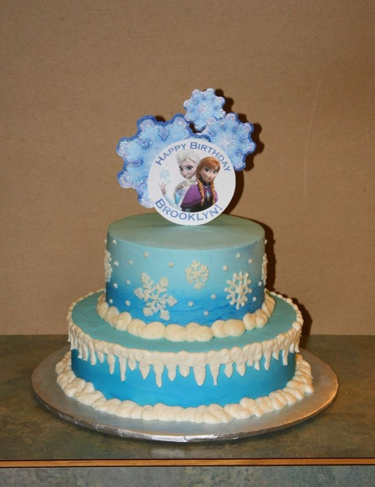Pictures Frozen Cakes