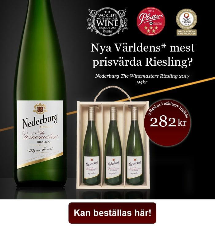 Bild på Nederburg the winemaster riesling