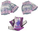 Hannah Montana Bicycle Pad & Glove Set (Child)