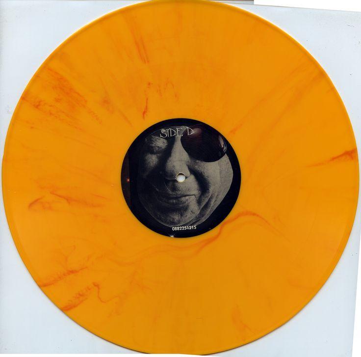 Claypool Lellon Delirium Monolith of Phobos color vinyl 2