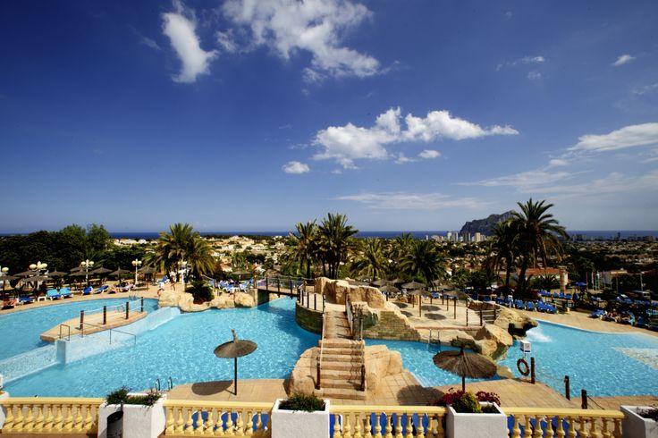 9 best hoteles en calpe alojamiento for Hoteles en calpe playa