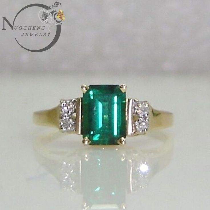 68 best Natural Emerald Ring Gorgeous Collection images on
